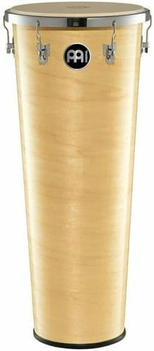 Meinl Percussion - 14 x 35 inch Natural High Gloss Finish Timba - TIM1435NT